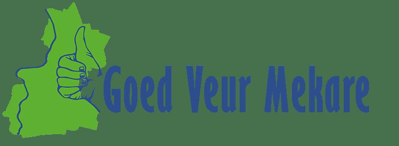Goed Veur Mekare logo